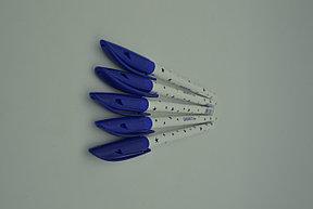 Ручка шариковая UNIMAX 7Star синяя, фото 2