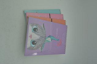 Скетчбук А4 Кошки
