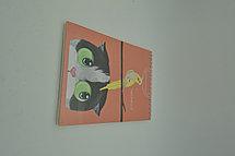 Скетчбук А4 Кошки, фото 2