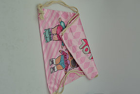 Сумка-мешок для обуви LOL Dolls, фото 2