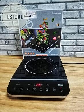 Индукционная плита 2000Вт DSP, фото 2