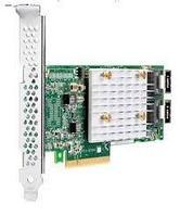 Адаптер HP Enterprise Smart Array E208i-p SR Gen10 (8 Internal Lanes/No Cache) 12G SAS (804394-B21)