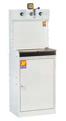 Диспенсер для раздачи масла со шкафом и цифровым счетчиком Meclube 027-1346-000