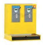 Диспенсер и цифровой счетчик с предварительными установками Meclube 027-1343-В00