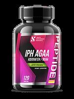Комплекс STL BCAA Collagen IPH AGAA для мужчин (мышцы), 120 таблеток