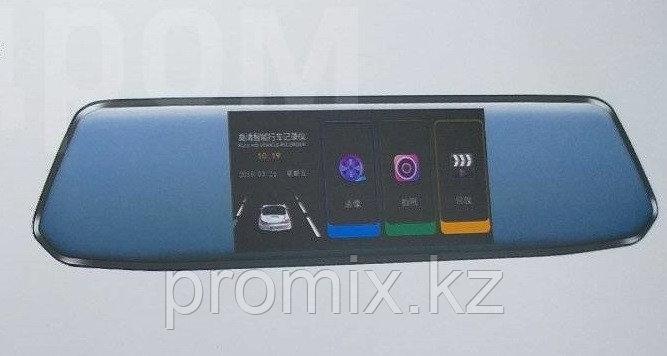 Зеркало регистратор с камерой заднего вида E5-T85