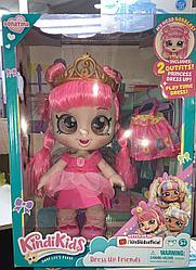 Kindi Kids - принцесса Донатина наряжает друзей- Kindi Kids Donatina Princess Dress Up Friends 25 см