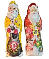 Шоколадный Дед Мороз /Санта Клаус/ 200гр в ассортименте (Германия)