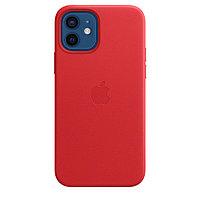 Оригинальный Кожаный чехол MagSafe для iPhone 12 mini, фото 1