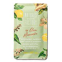 Nature's own factory Гречишный шоколад с имбирем и лимоном
