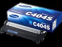 Samsung ST974A Картридж лазерный CLT-C404S 1000 страниц, голубой