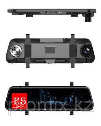 Зеркало регистратор с камерой заднего вида E5-T99