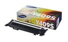 Samsung SU484A Картридж лазерный CLT-Y409S, ресурс 1000 страниц, желтый