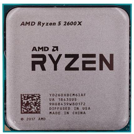 Процессор AMD Ryzen 5 2600X 3,6Ghz (4,2Ghz Turbo), фото 2