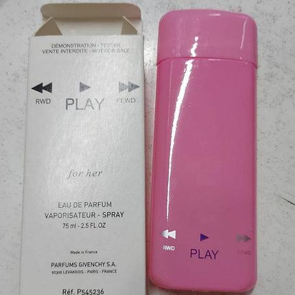 "Парфюмированная вода  женская Givenchy ""Play For Her"", 75 ml (тестер), фото 2"