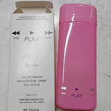 """Парфюмированная вода  женская Givenchy """"Play For Her"""", 75 ml (тестер)"""