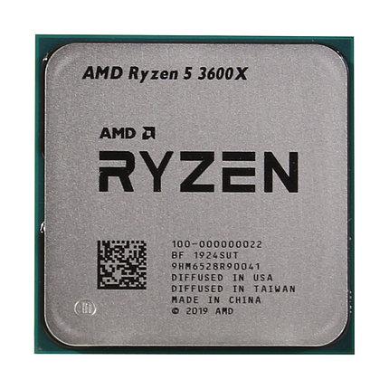 Процессор AMD Ryzen 5 3600 3,6Ghz (4,2Ghz Turbo), фото 2