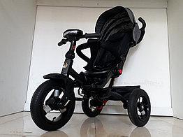 """Велосипед трехколесный """"BestBike"""" с родительской ручкой. Надувные колеса"""