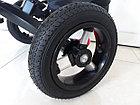 """Велосипед трехколесный """"BestBike"""" с родительской ручкой. Надувные колеса, фото 7"""