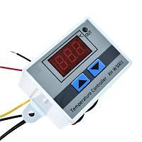 Температурный контроллер регулируемый цифровой с ЖК-дисплеем 12V 10A XH-W3001