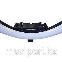 RGB Лампа Кольцевая 45 См Со Штативом Ring Light  LED 18 дюймов, фото 2