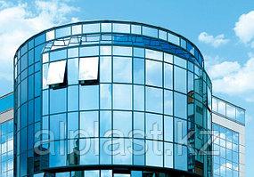 Стоечно - ригельный алюминиевый фасад