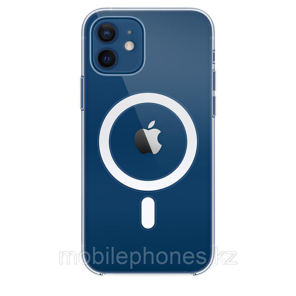 Оригинальный Прозрачный чехол MagSafe для iPhone 12 и 12 Pro
