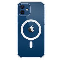 Оригинальный Прозрачный чехол MagSafe для iPhone 12 mini, фото 1