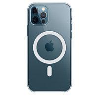 Оригинальный Прозрачный чехол MagSafe для iPhone 12 Pro Max