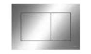 Комплекты для установки подвесных унитазов (без унитаза) TECEnow— хром глянцевый