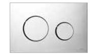 Комплекты для установки подвесных унитазов (без унитаза) TECEloop — хром глянцевый