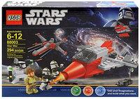 Детский конструктор аналог Лего 294 детали Stars Wars модель 88003