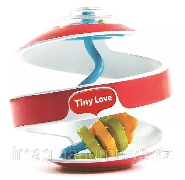 """Развивающая игрушка для малышей """"Чудо-шар красный"""" Tiny Love"""