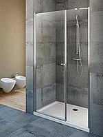 Душевая дверь в нишу EOS DWS 120L 1200*1970 (прозрачное стекло, хром, левая) 37992-01-01NL