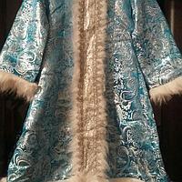 Новогодний костюм  Снегурочки, фото 5