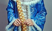 Новогодний костюм  Снегурочки, фото 6