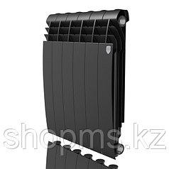 Радиатор алюминиевый Royal Thermo DreamLiner Biliner/Noir Sable 350 - 12 секц.