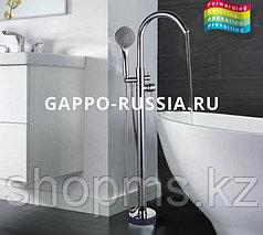 Смеситель Gappo G3098 Ванна напольный