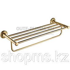 Полка для полотенца OUTE TG2417 Золото