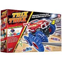 Детская игрушка машинка TRIX TRUX модель No. 7290
