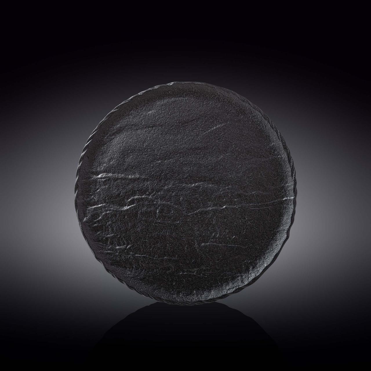 Тарелка обеденная Wilmax Slatestone 25,5 см