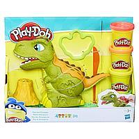 Детский игровой набор с пластилина динозаврик Play-Doh модель C-3565A