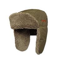 Шапка ушанка Kosadaka Arctic-2 мембрана, искуственный мех овчина, хаки