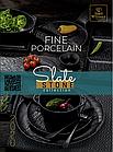 Блюдо для суши Wilmax Slatestone 30х9,5 см, фото 2