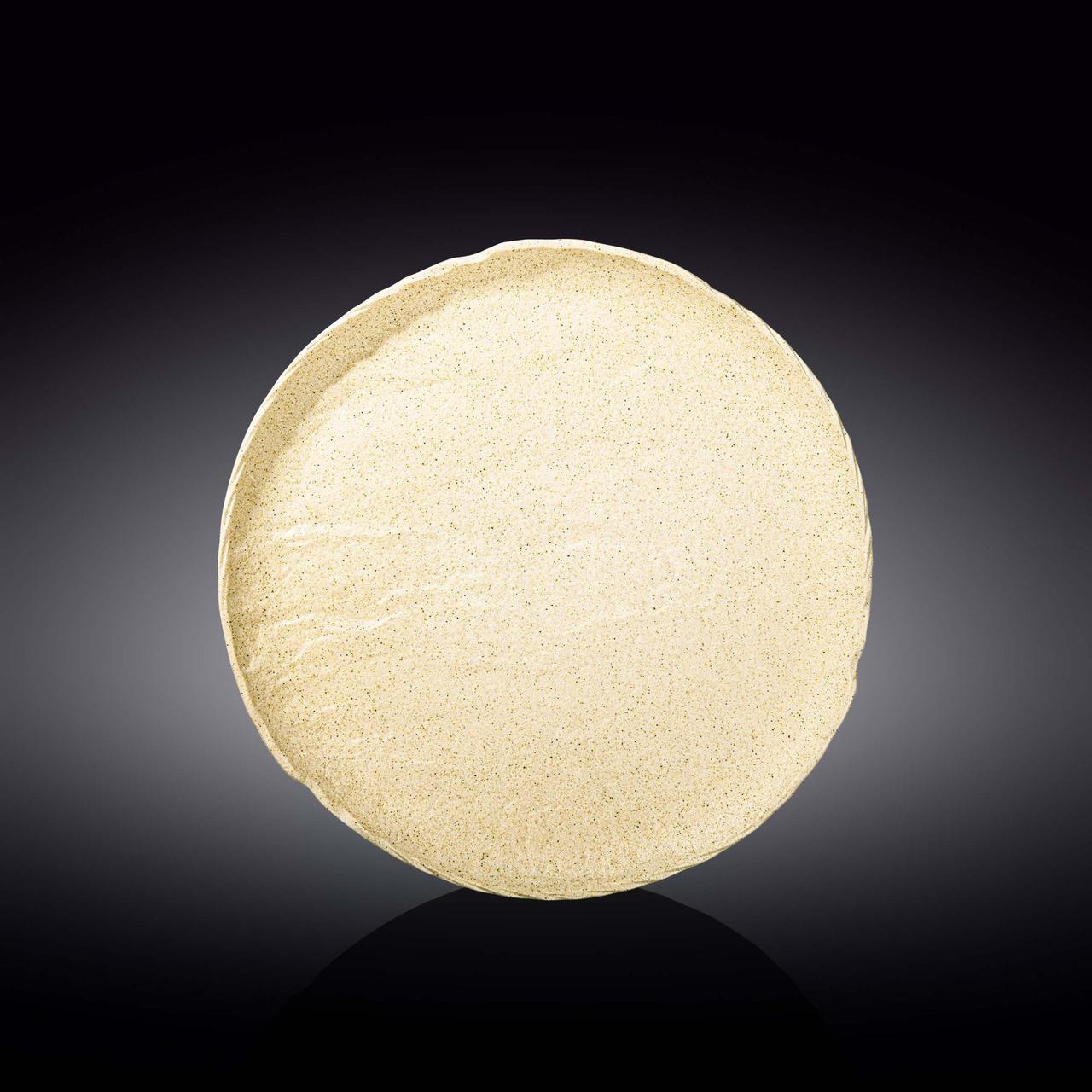 Тарелка обеденная Wilmax Sandstone 25,5 см