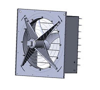 Вентилятор осевой ВКО-П №7,1
