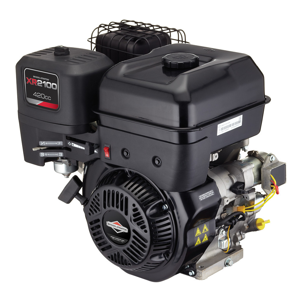 Бензиновый двигатель Briggs & Stratton XR2100 E