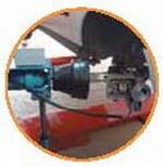 Станок для проточки тормозных дисков легковых автомобилей без снятия Comec TD302.MNF - фото 6