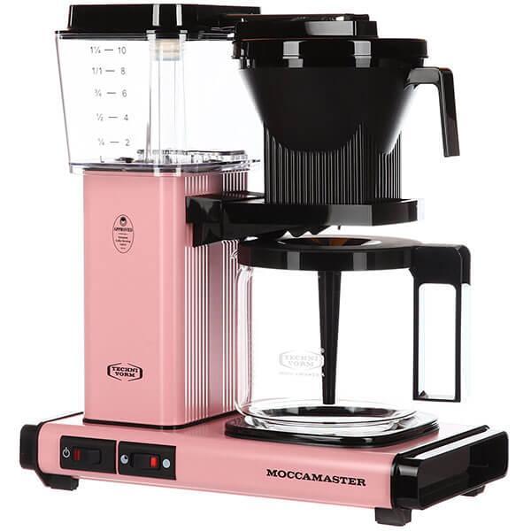 Кофеварка Moccamaster KBG741, Розовый