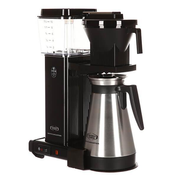 Кофеварка Moccamaster KBGT, черный